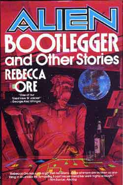 Image for ALIEN BOOTLEGGER AND OTHER STORIES