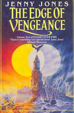 Image for EDGE OF VENGENCE: VOLUME TWO OF FLIGHT OVER FIRE