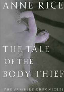 Image for TALE OF THE BODY THIEF [THE]