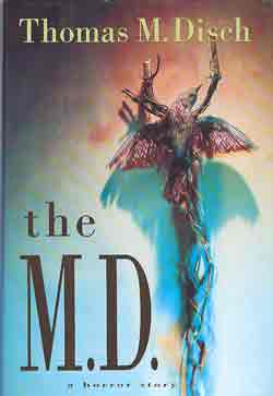 Image for M.D.: A HORROR STORY