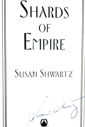 Image for SHARDS OF EMPIRE (SIGNED)