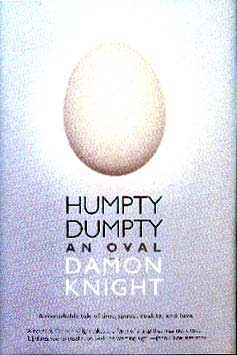 Image for HUMPTY DUMPTY: AN OVAL