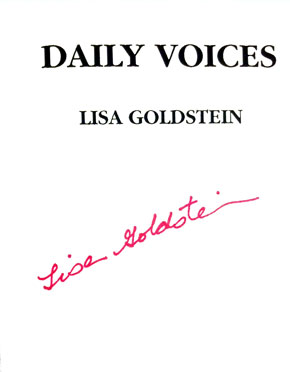 Image for DAILY VOICES: AUTHOR'S CHOICE MONTHLY ISSUE 3 (SIGNED)