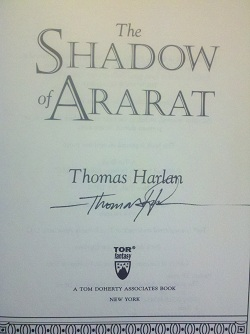 Image for SHADOW OF ARARAT [THE] (SIGNED)