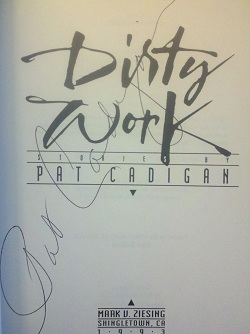 Image for DIRTY WORK (SIGNED)