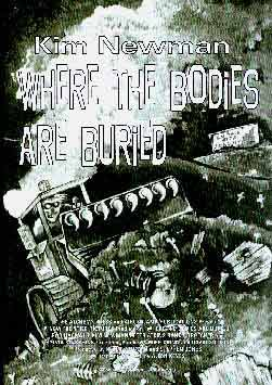 Image for WHERE THE BODIES ARE BURIED (SIGNED)