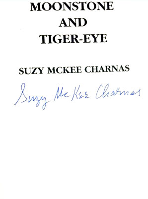 Image for MOONSTONE AND TIGER-EYE: AUTHOR'S CHOICE MONTHLY ISSUE 29 (SIGNED)