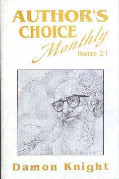 Image for GOD'S NOSE: AUTHOR'S CHOICE MONTHLY ISSUE 21 (SIGNED)