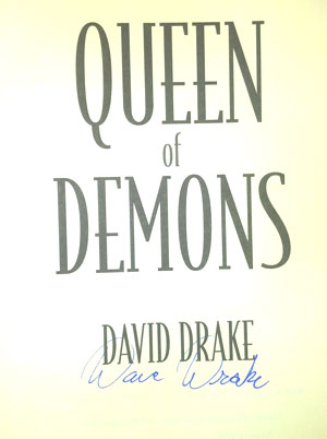 Image for QUEEN OF DEMONS (SIGNED)