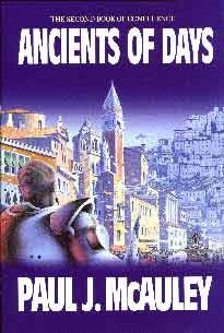 Image for ANCIENTS OF DAYS: THE SECOND BOOK OF THE CONFLUENCE