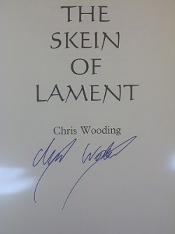 Image for THE SKEIN OF LAMENT: BOOK TWO OF THE BRAIDED PATH (SIGNED)