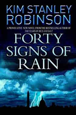 Image for FORTY SIGNS OF RAIN (SIGNED)