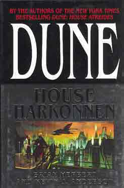 Image for DUNE: HOUSE HARKONNEN (SIGNED)