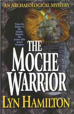 Image for MOCHE WARRIOR: AN ARCHAEOLOGICAL MYSTERY [THE]