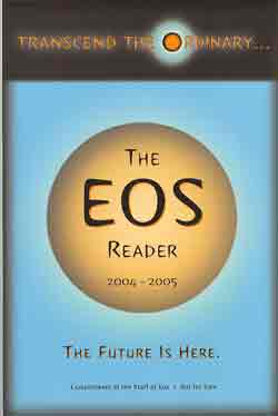 Image for THE EOS READER: FORTHCOMING BOOKS 2004 - 2005 (SIGNED)