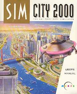 Image for SIM CITY 2000 (PC GAME)