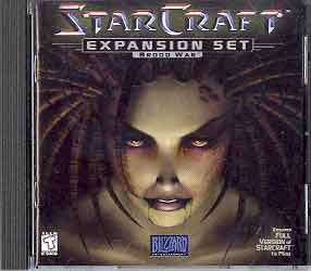 Image for STARCRAFT: BROOD WAR EXPANSION SET (PC GAME)