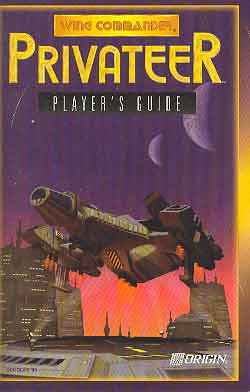 Image for WING COMMANDER: PRIVATEER (PC GAME)
