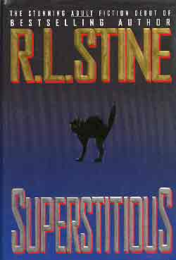 Image for SUPERSTITIOUS