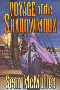 Image for VOYAGE OF THE SHADOWMOON (SIGNED)
