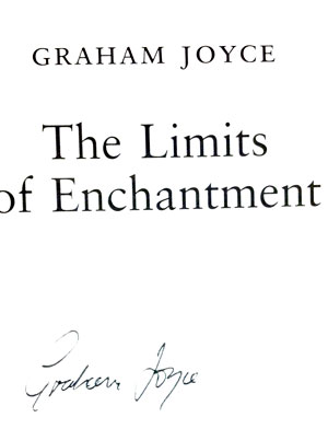 Image for LIMITS OF ENCHANTMENT [THE] (SIGNED)