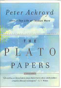 Image for PLATO PAPERS: A PROPHECY [THE]