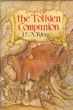 Image for TOLKIEN COMPANION [THE]