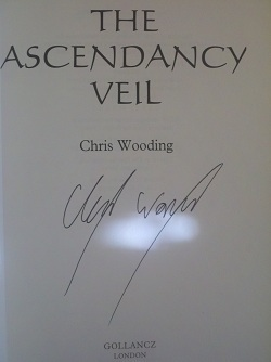 Image for ASCENDANCY VEIL: BOOK THREE OF THE BRAIDED PATH (SIGNED)