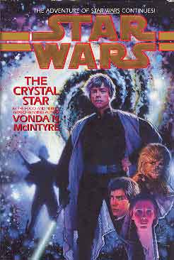 Image for STAR WARS: THE CRYSTAL STAR