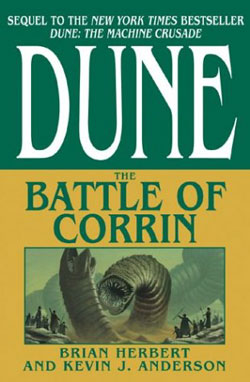 Image for DUNE: THE BATTLE OF CORRIN (SIGNED)