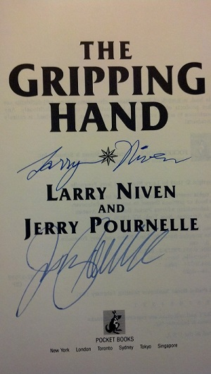 Image for GRIPPING HAND [THE] (SIGNED)