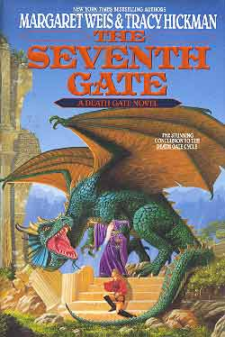 Image for SEVENTH GATE: A DEATH GATE NOVEL [THE]