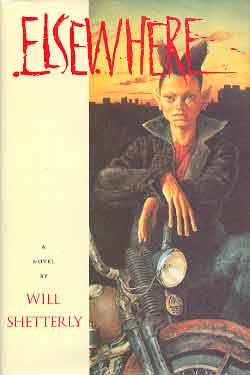 Image for ELSEWHERE: A BORDERTOWN NOVEL (SIGNED)