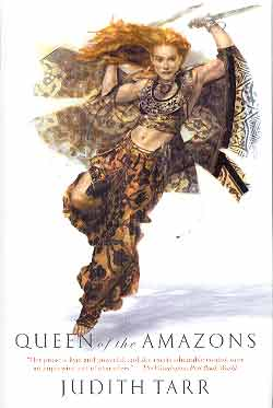 Image for QUEEN OF THE AMAZONS