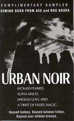 Image for URBAN NOIR: COMPLIMENTARY SAMPLER