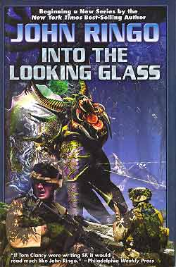 Image for INTO THE LOOKING GLASS
