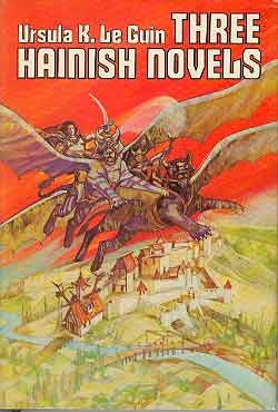 Image for THREE HAINISH NOVELS