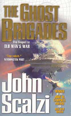 Image for GHOST BRIGADES [THE] (SIGNED & DATED)