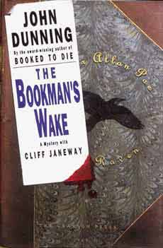 Image for BOOKMAN'S WAKE [THE]: A MYSTERY WITH CLIFF JANEWAY