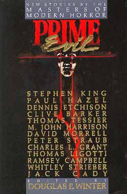 Image for PRIME EVIL: NEW STORIES BY THE MASTERS OF MODERN HORROR (SIGNED)