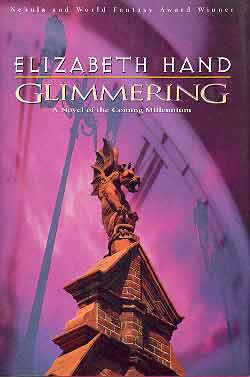 Image for GLIMMERING: A NOVEL OF THE COMING MILLENNIUM [THE]