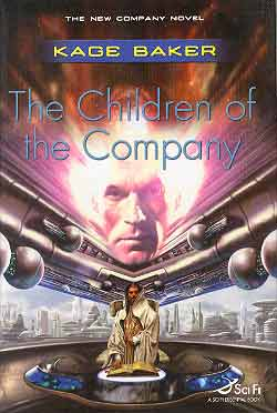 Image for CHILDREN OF THE COMPANY: THE NEW COMPANY NOVEL