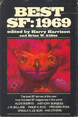 Image for BEST SF: 1969