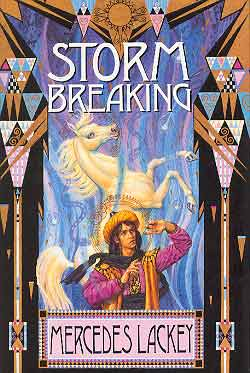 Image for STORM BREAKING: BOOK THREE OF THE MAGE STORMS