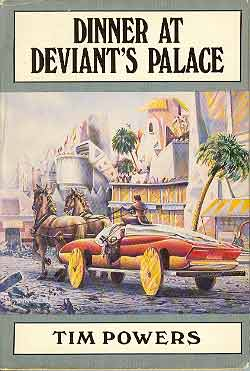 Image for DINNER AT DEVIANT'S PALACE