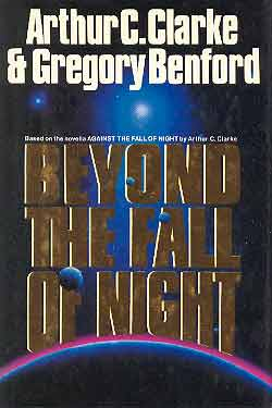 Image for BEYOND THE FALL OF NIGHT (SIGNED)