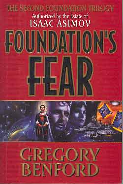 Image for FOUNDATION'S FEAR: THE SECOND FOUNDATION TRILOGY