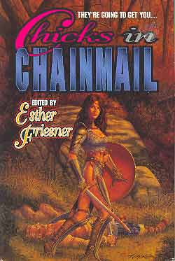 Image for CHICKS IN CHAINMAIL (SIGNED)