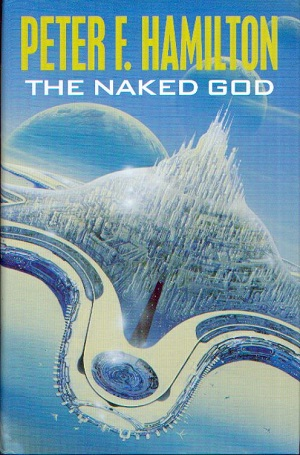 Image for NAKED GOD [THE]
