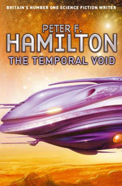 Image for TEMPORAL VOID [THE]: PART TWO OF THE VOID TRILOGY